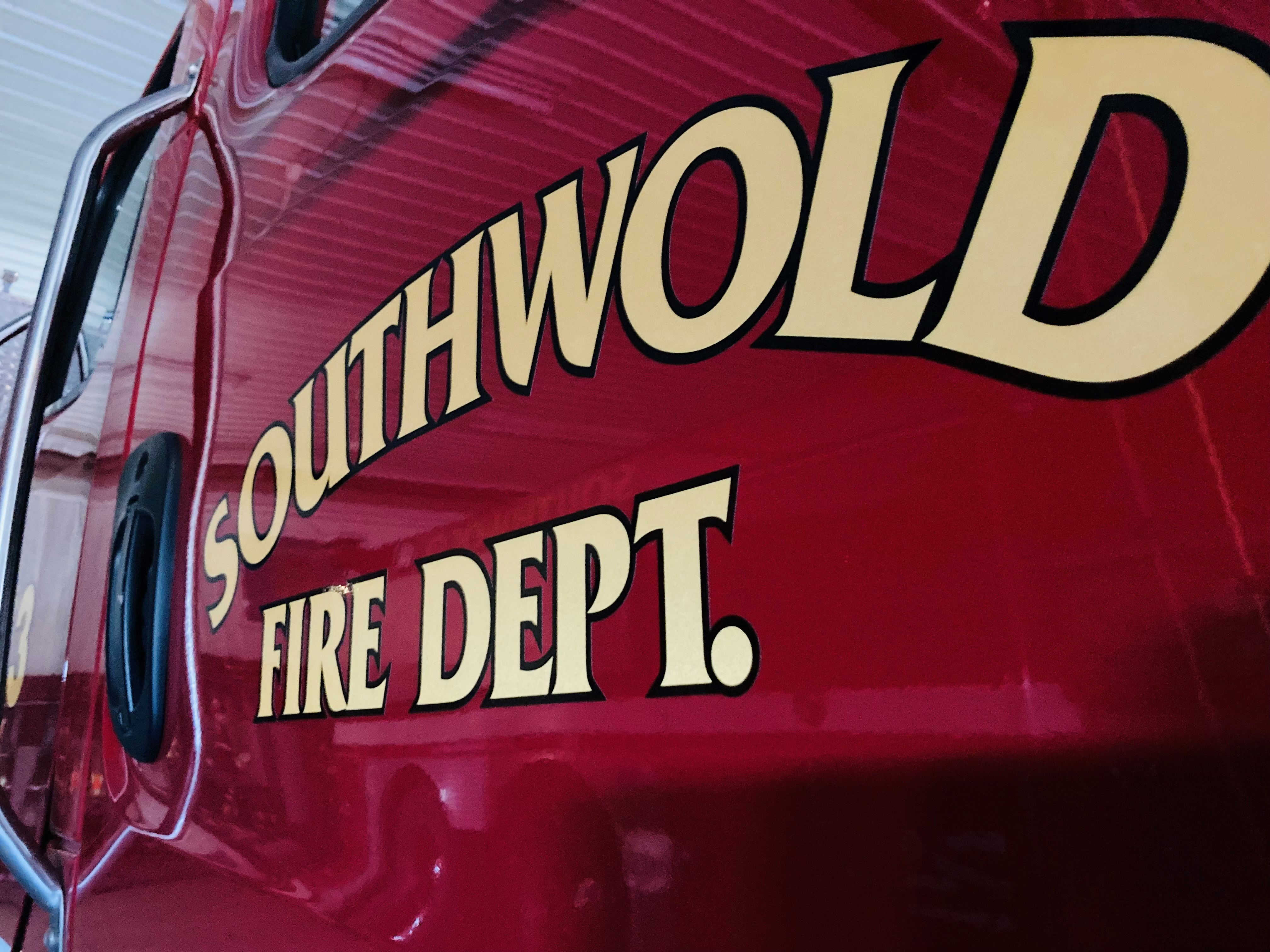 Southwold Fire Truck Image